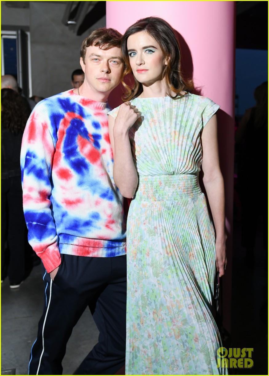 diane kruger lucy boynton more step out for prada resort fashion show 04