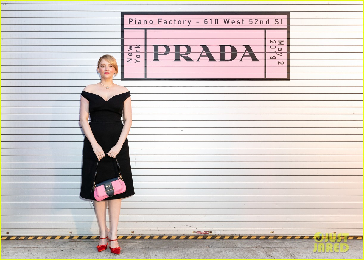 diane kruger lucy boynton more step out for prada resort fashion show 14
