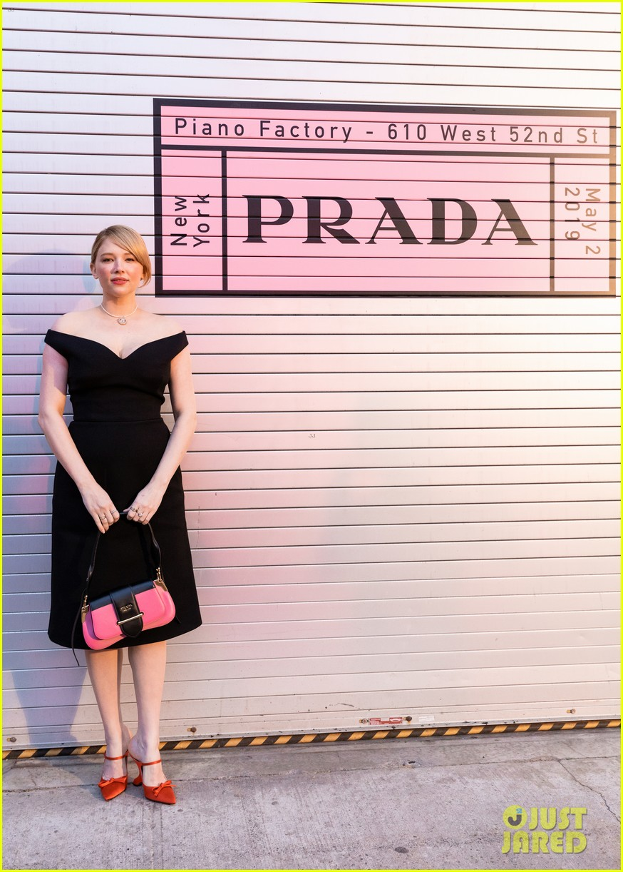 diane kruger lucy boynton more step out for prada resort fashion show 15