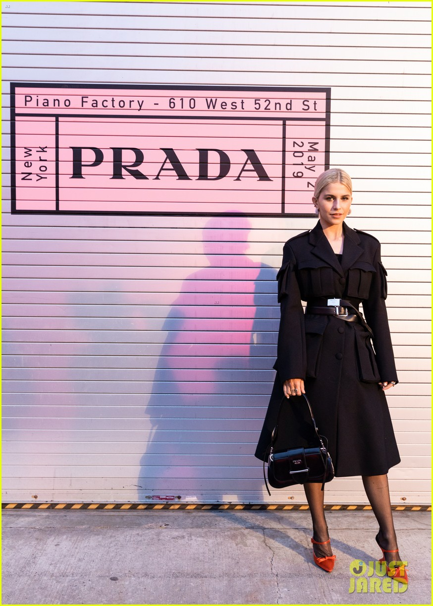 diane kruger lucy boynton more step out for prada resort fashion show 17