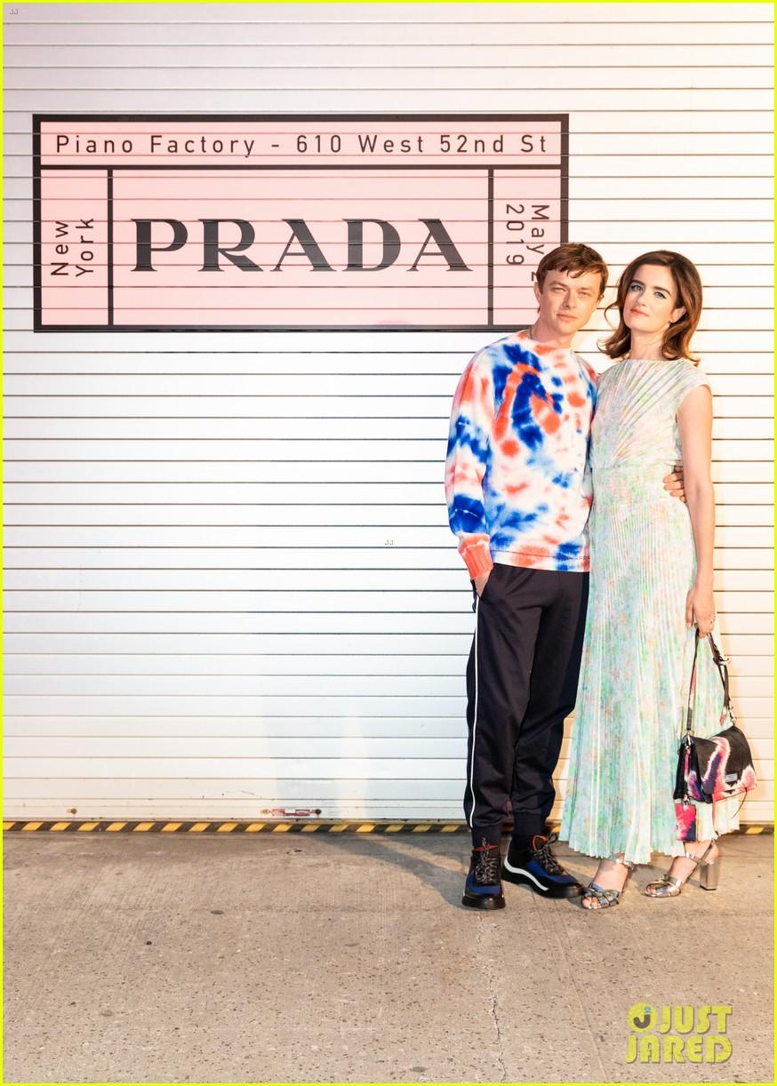diane kruger lucy boynton more step out for prada resort fashion show 22