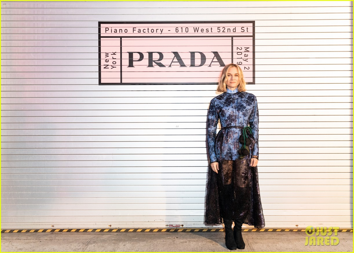 diane kruger lucy boynton more step out for prada resort fashion show 23