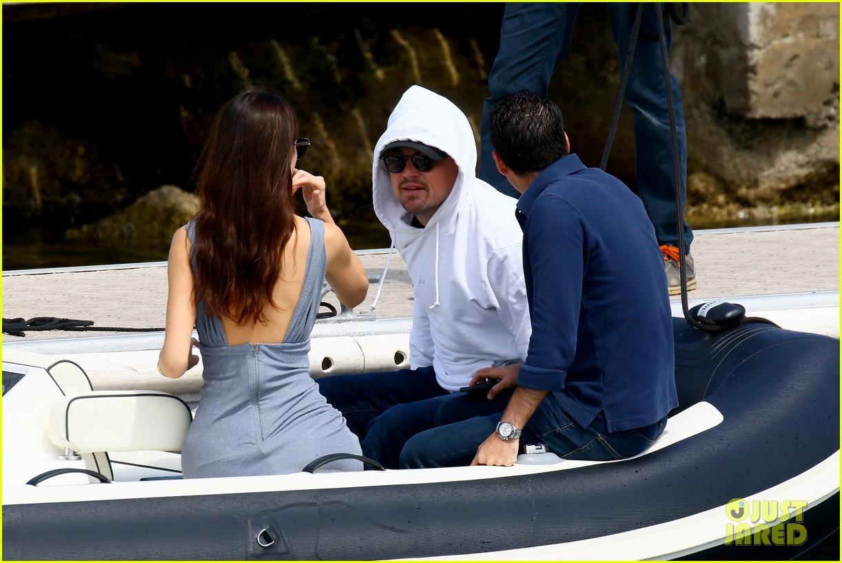 leonardo dicaprio yachting trip cannes 03
