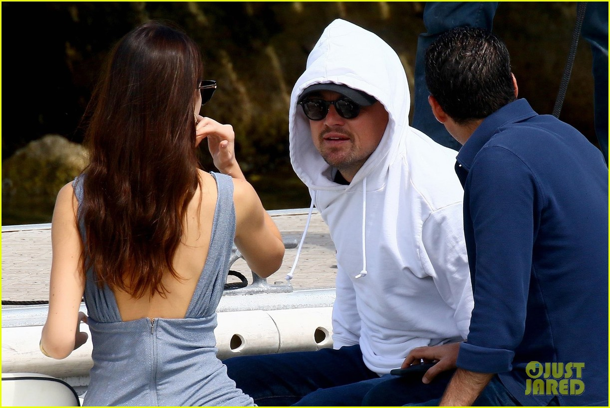 leonardo dicaprio yachting trip cannes 08
