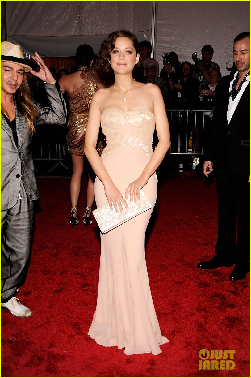 look back 2009 met gala 434283605
