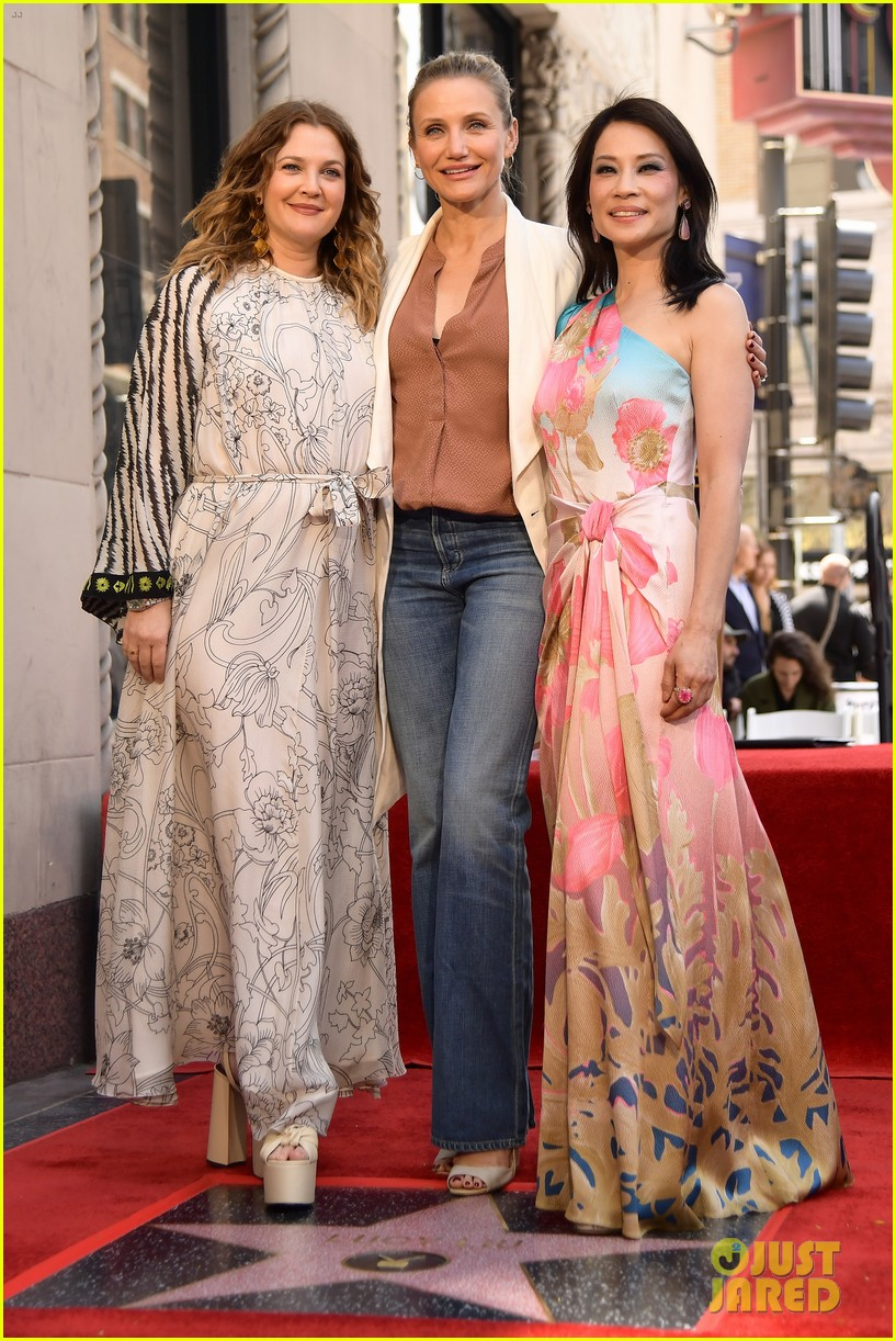lucy liu hollywood walk of fame may 2019 014280445