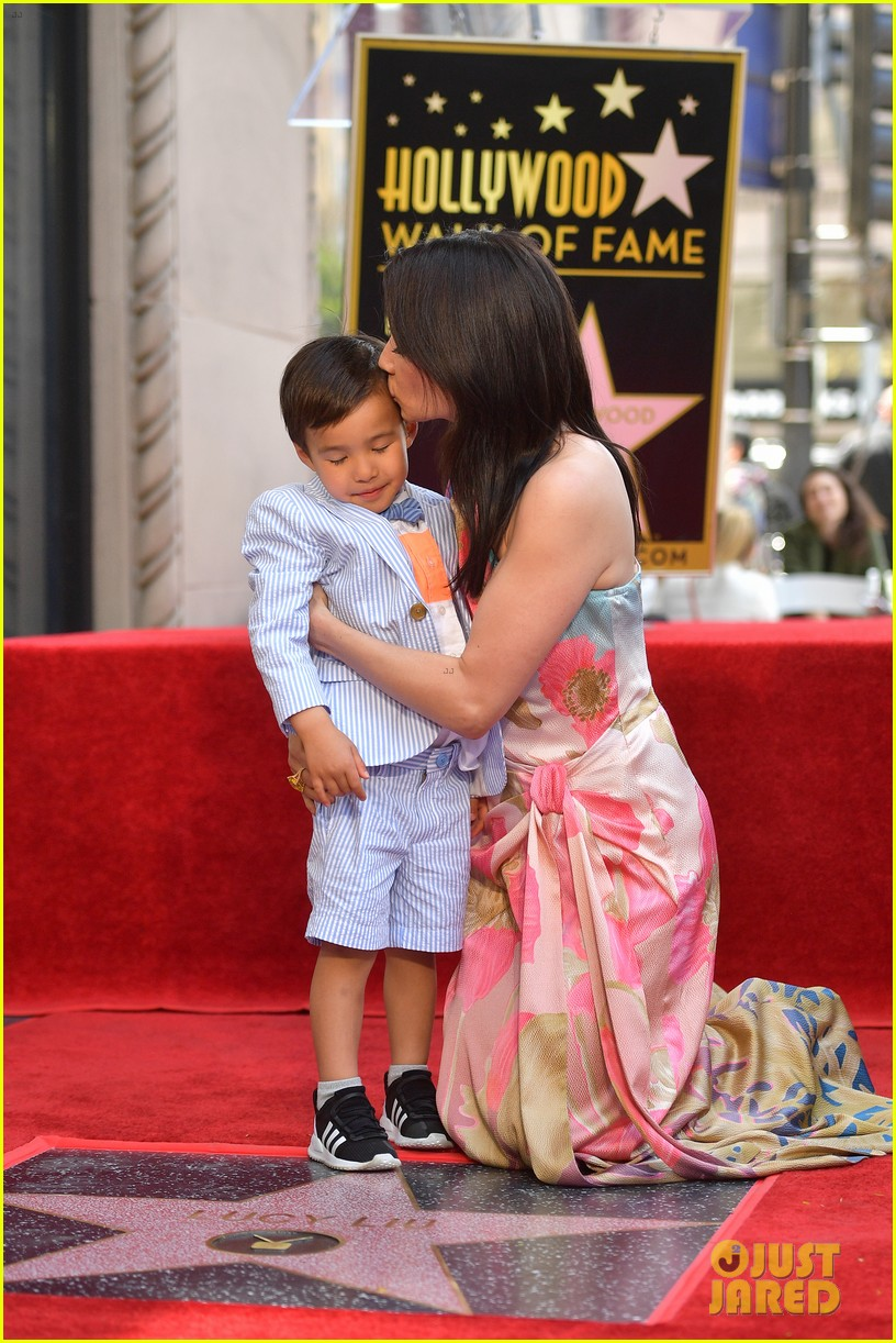 lucy liu hollywood walk of fame may 2019 034280447