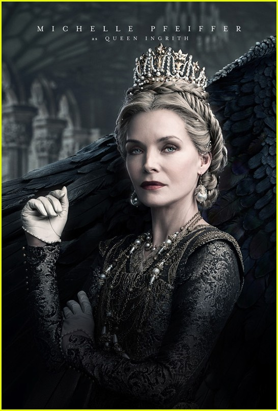 new maleficent character posters 01