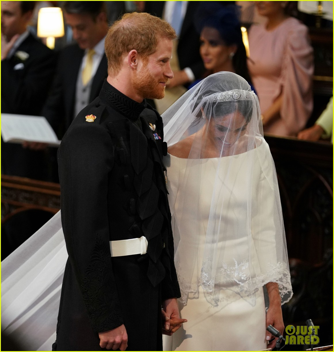 prince harry meghan markle married royal wedding 12