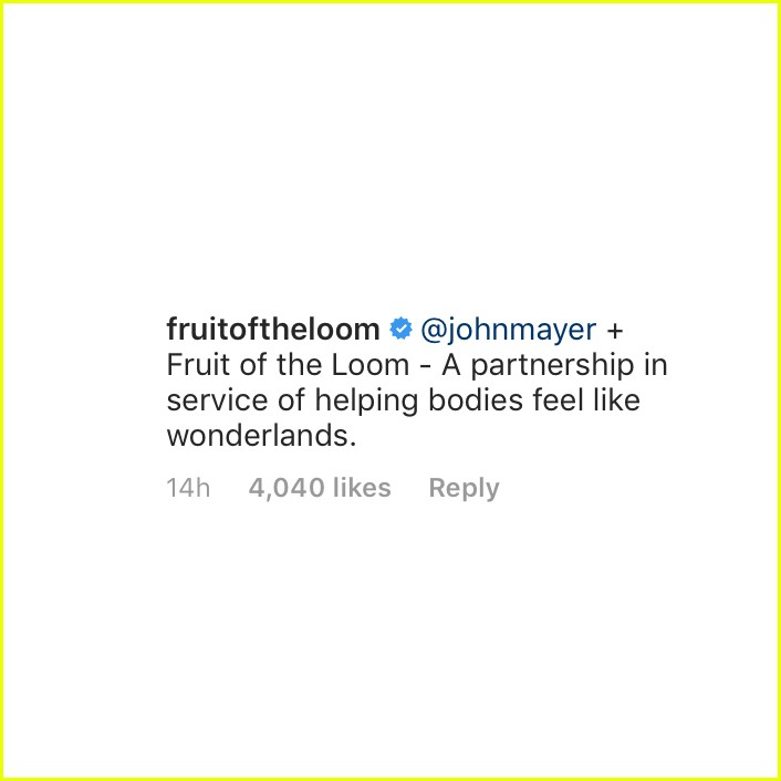 john mayer comments on shawn mendes instagram 024288512