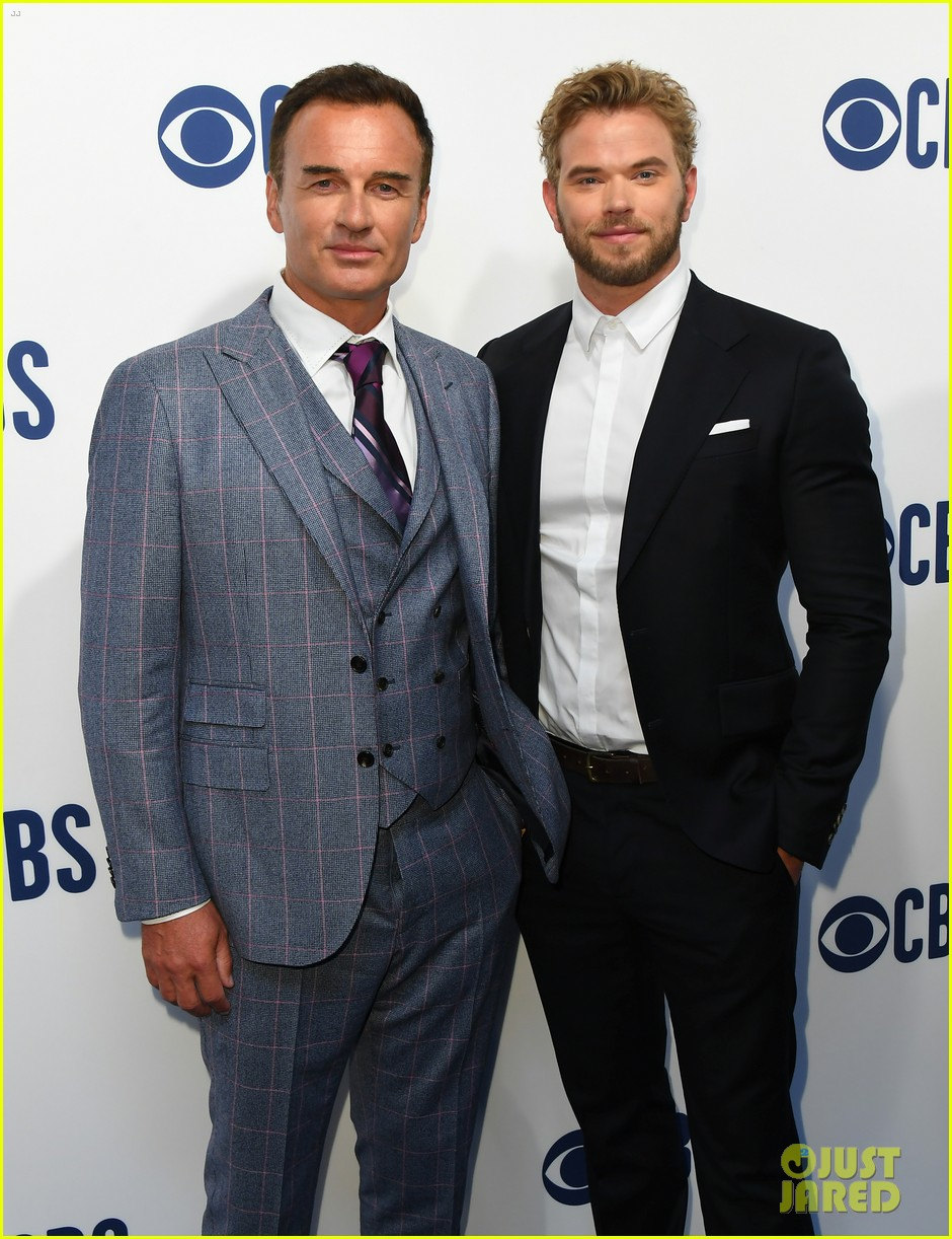 julian mcmahon kellan lutz walton goggins share first look cbs shows at upfronts 2019 044292181