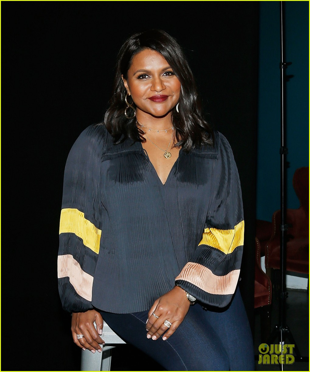 mindy kaling montclair film festival may 2019 00