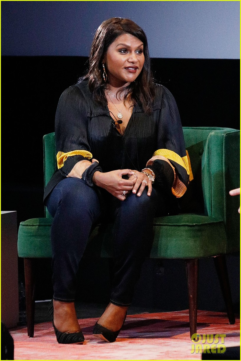 mindy kaling montclair film festival may 2019 01