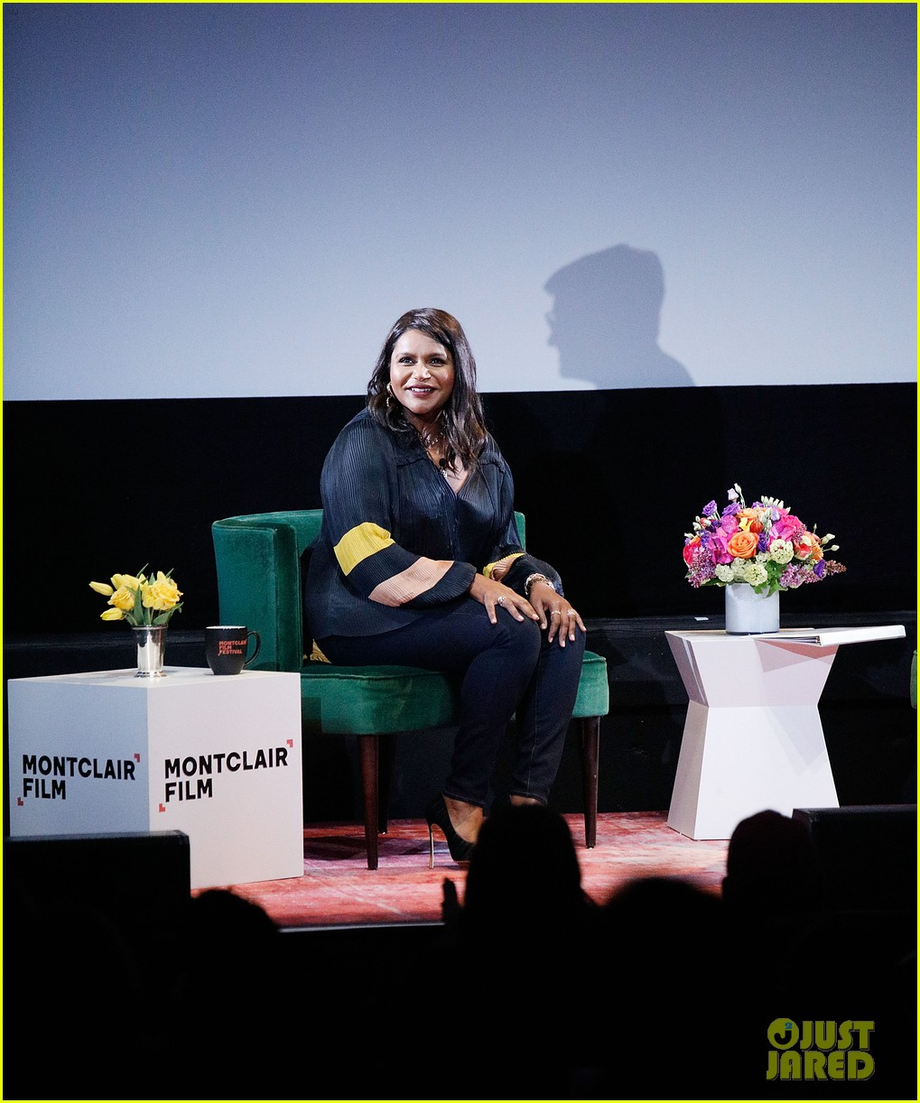 mindy kaling montclair film festival may 2019 02