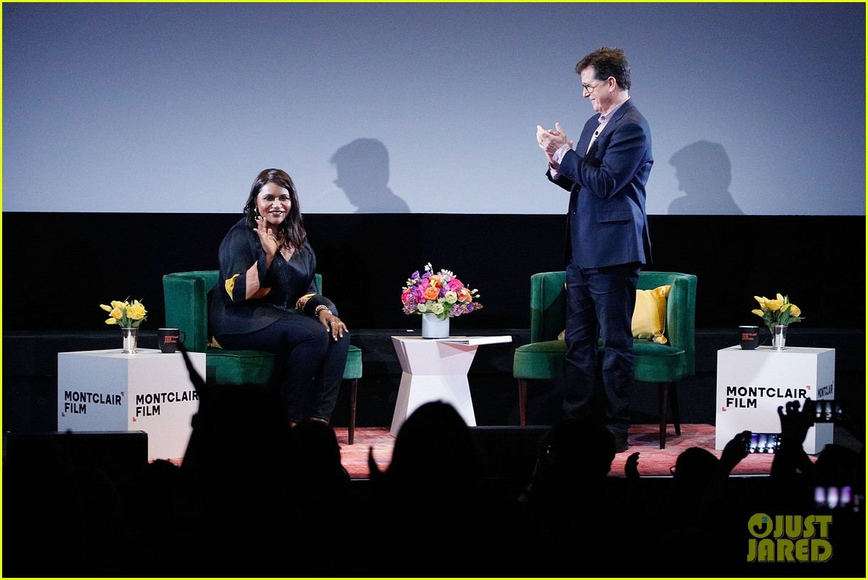 mindy kaling montclair film festival may 2019 03