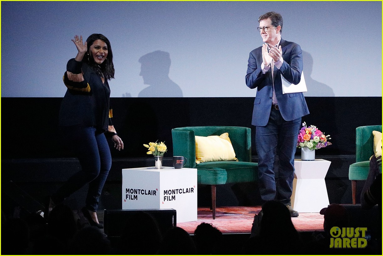 mindy kaling montclair film festival may 2019 04