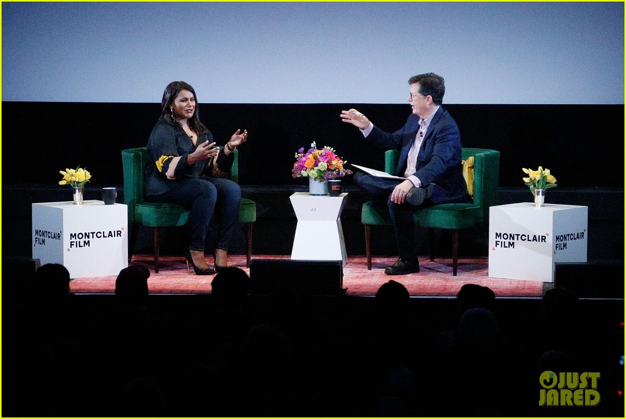 mindy kaling montclair film festival may 2019 05