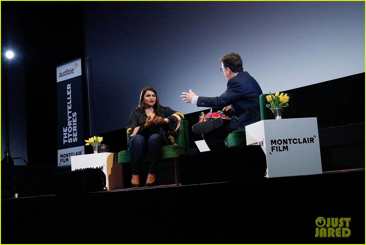 mindy kaling montclair film festival may 2019 06