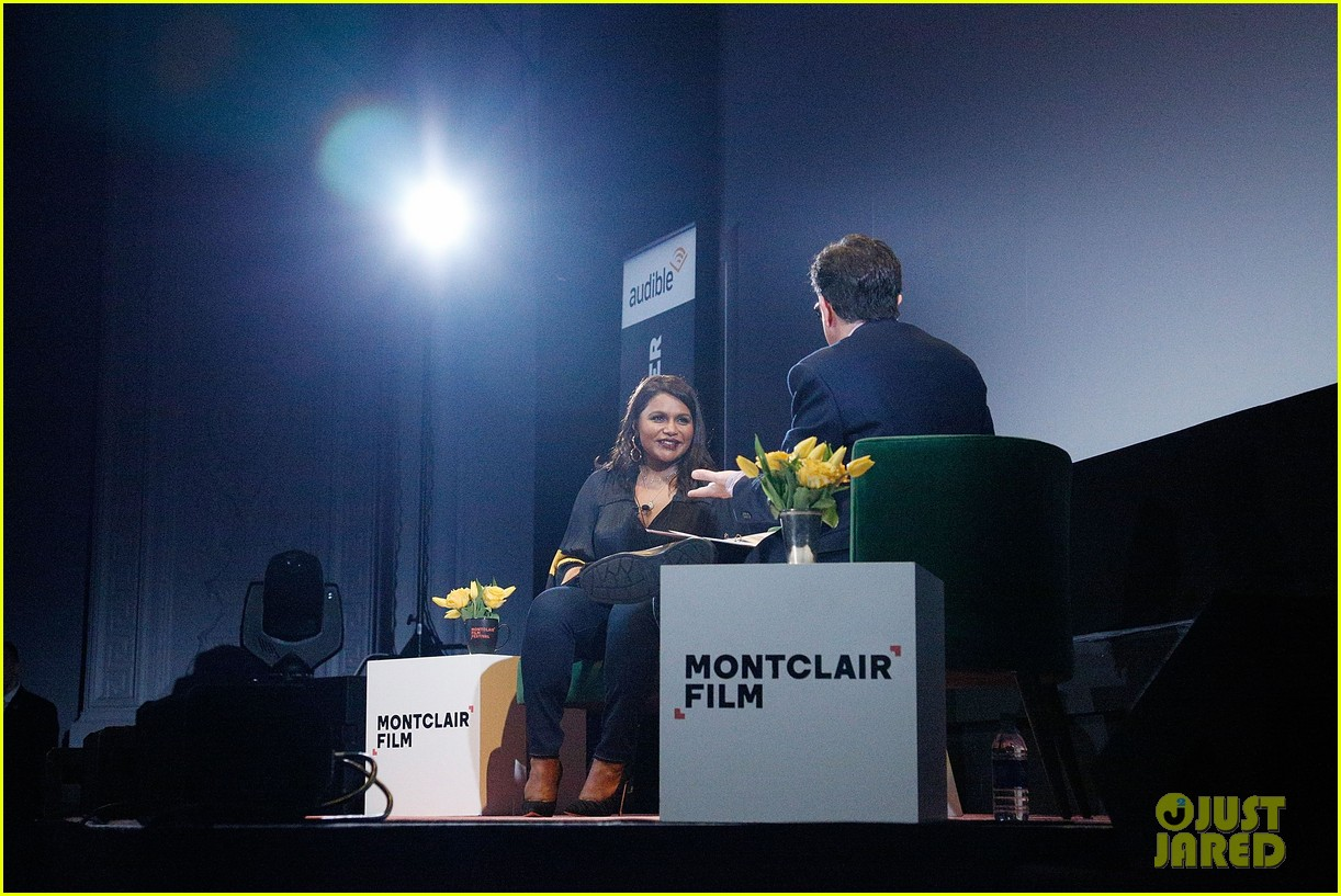 mindy kaling montclair film festival may 2019 07