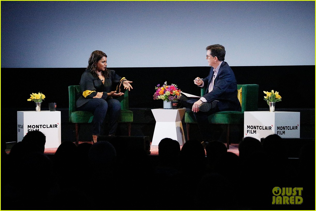 mindy kaling montclair film festival may 2019 08
