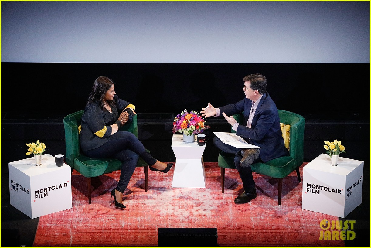 mindy kaling montclair film festival may 2019 09