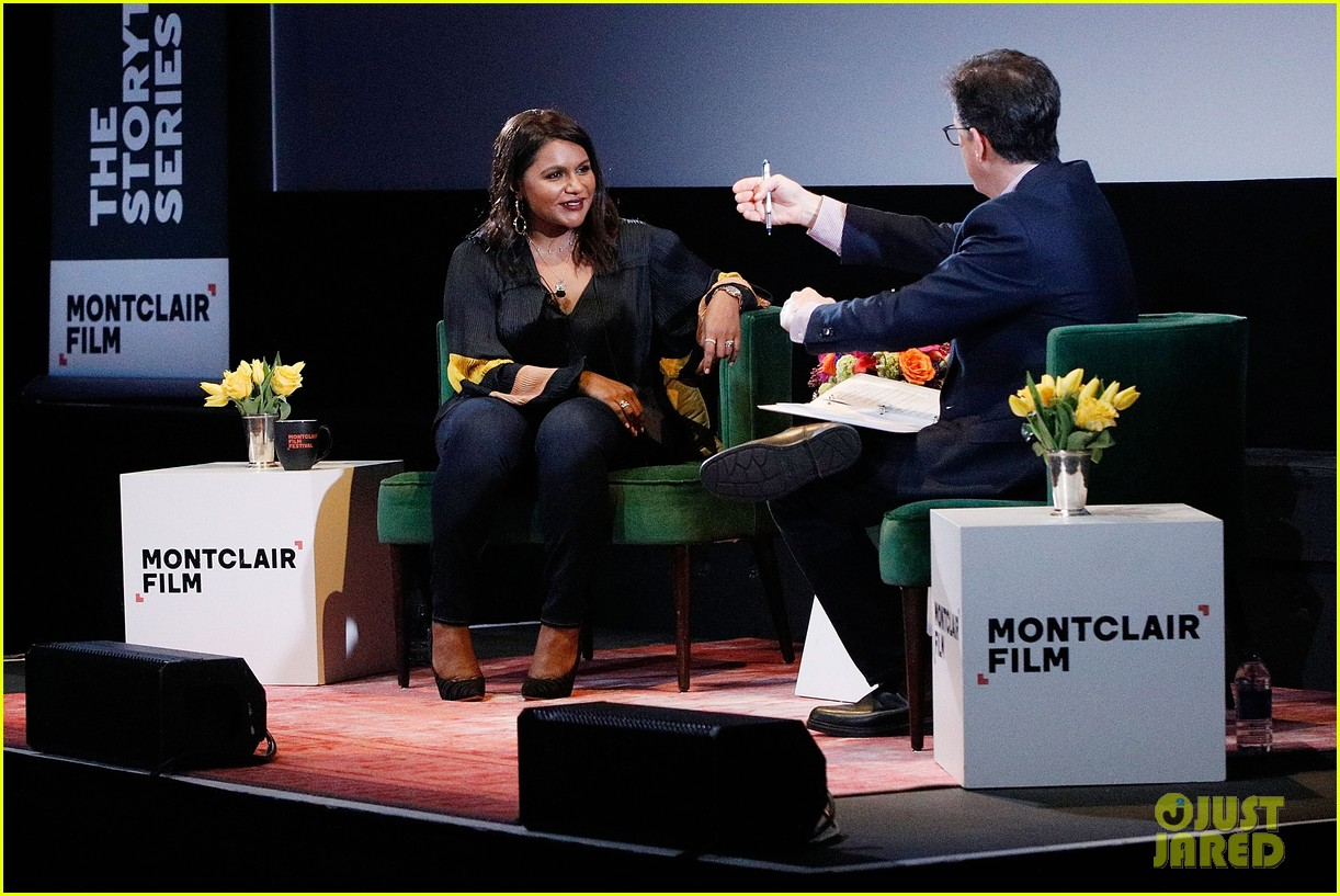 mindy kaling montclair film festival may 2019 15