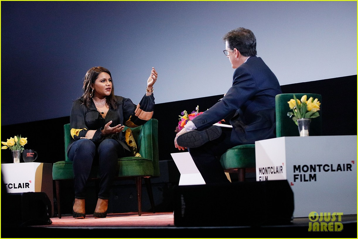 mindy kaling montclair film festival may 2019 16