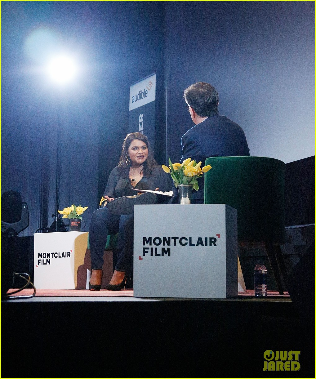 mindy kaling montclair film festival may 2019 17