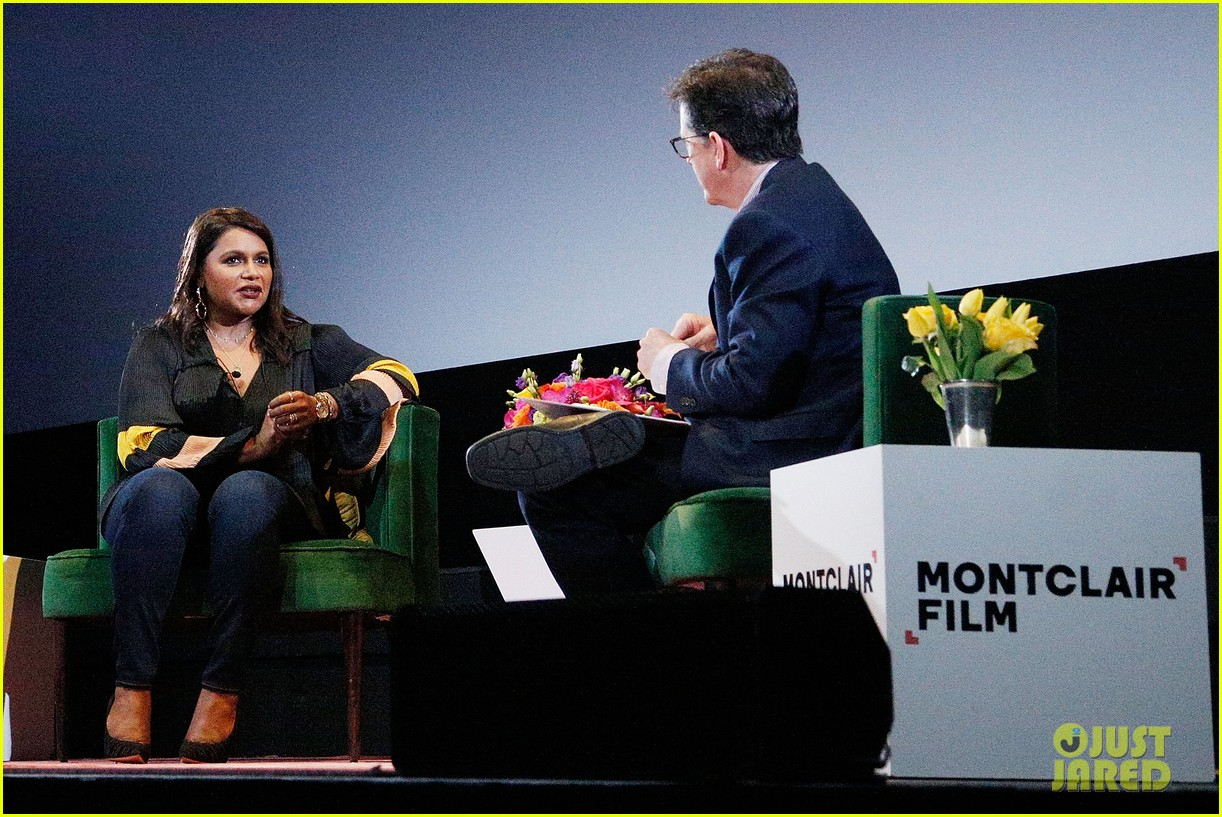 mindy kaling montclair film festival may 2019 22