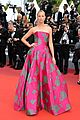camila morrone supports leonardo dicaprio at once upon a time in hollywood cannes 11