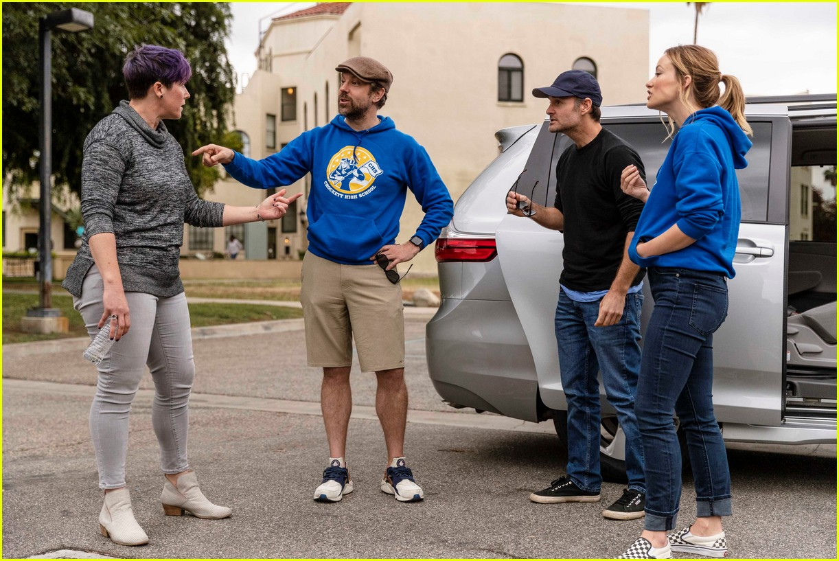 jason sudeikis olivia wilde lyft may 2019 08