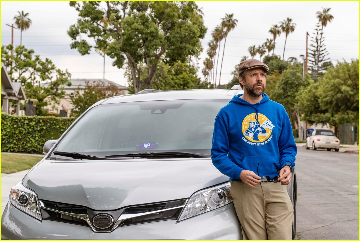 jason sudeikis olivia wilde lyft may 2019 21