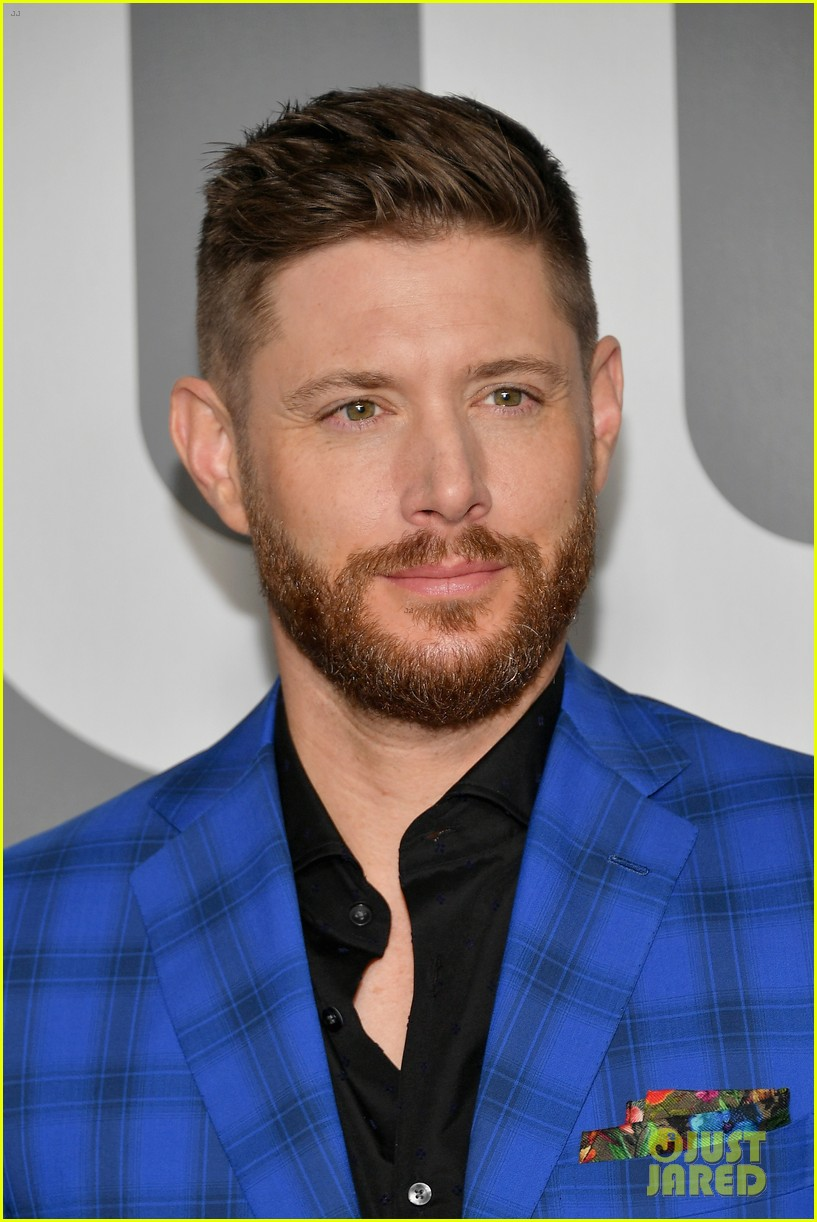 Jared Padalecki & Jensen Ackles Attend Final CW Upfronts ...