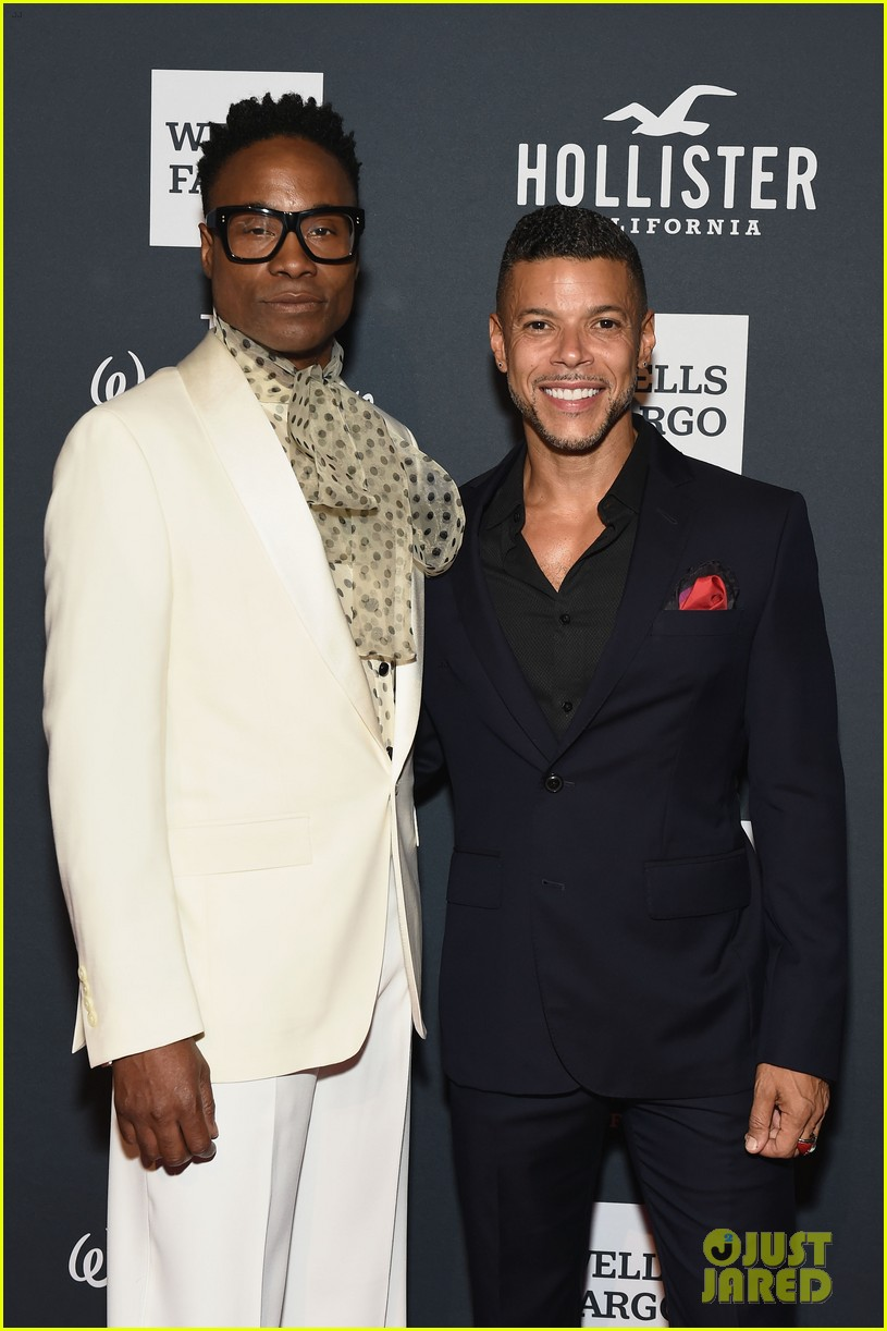 billy porter and pose cast win champion award at glsen respect awards 2019 044295519