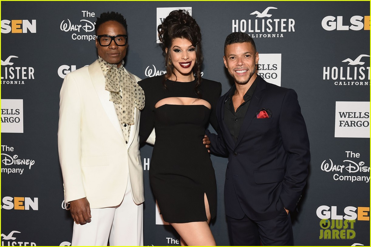 billy porter and pose cast win champion award at glsen respect awards 2019 094295524