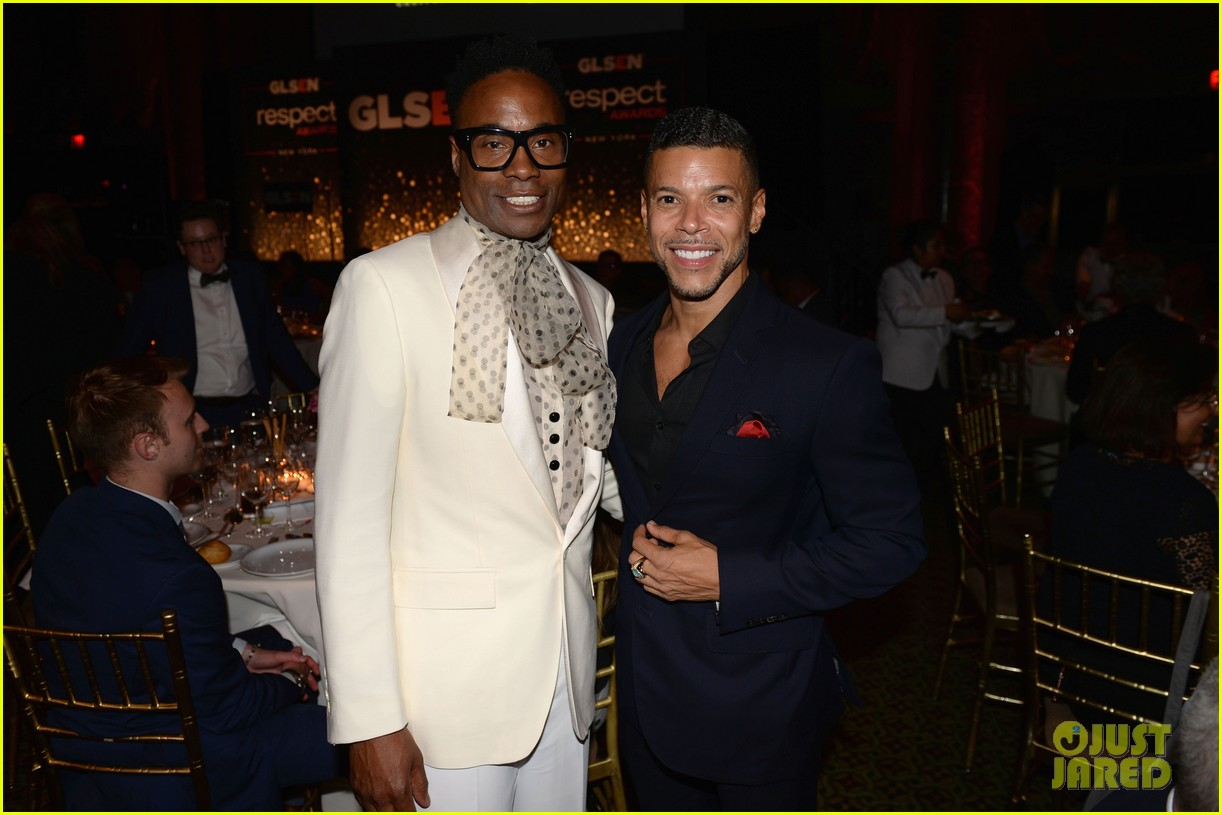 billy porter and pose cast win champion award at glsen respect awards 2019 164295531