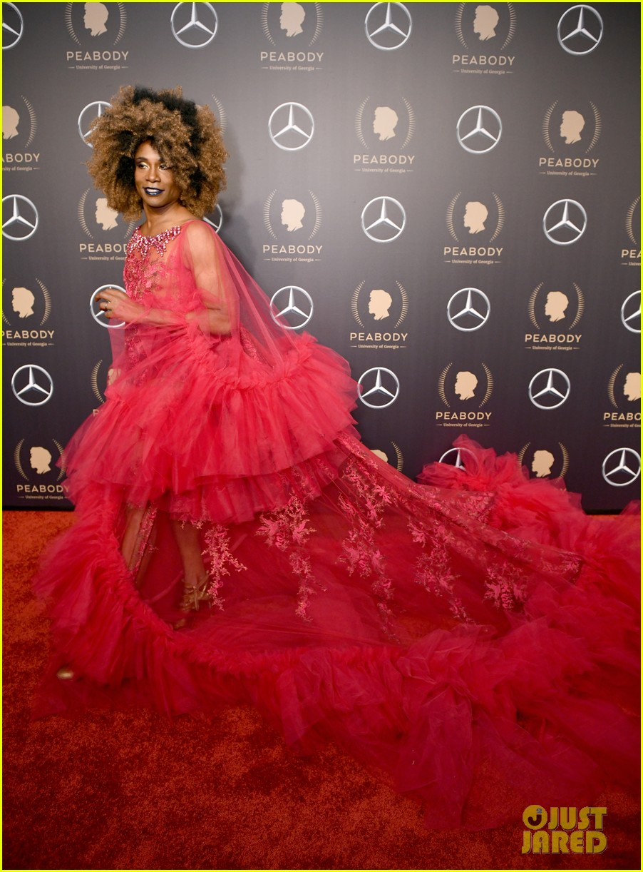 Billy Porter Makes Fabulous Arrival at Peabody Awards 2019!: Photo
