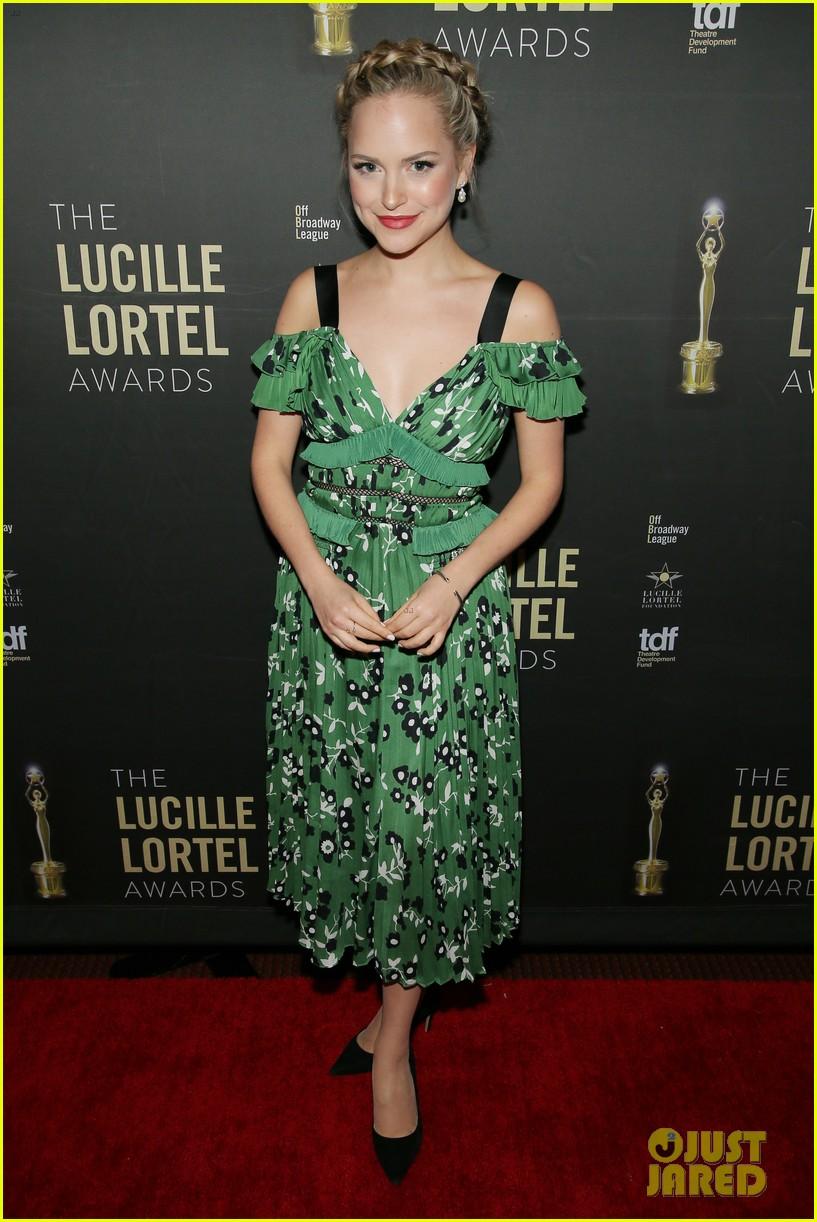 broadway stars at lucille lortel awards 254284142