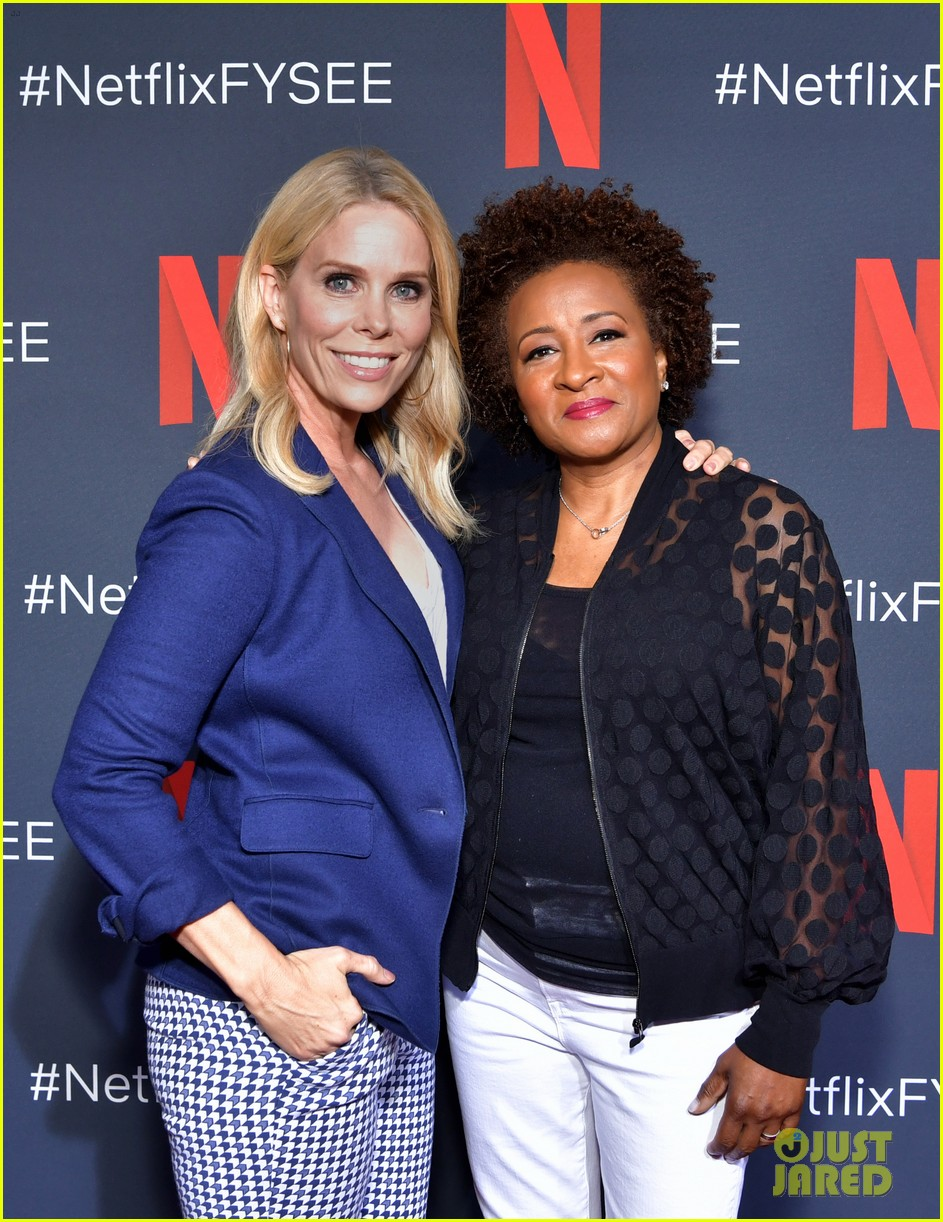 wanda sykes on her new comedy special netflix came in with a good offer 104290031