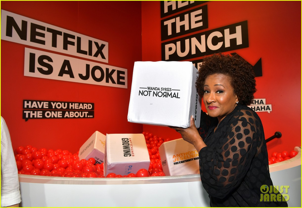 wanda sykes on her new comedy special netflix came in with a good offer 184290039