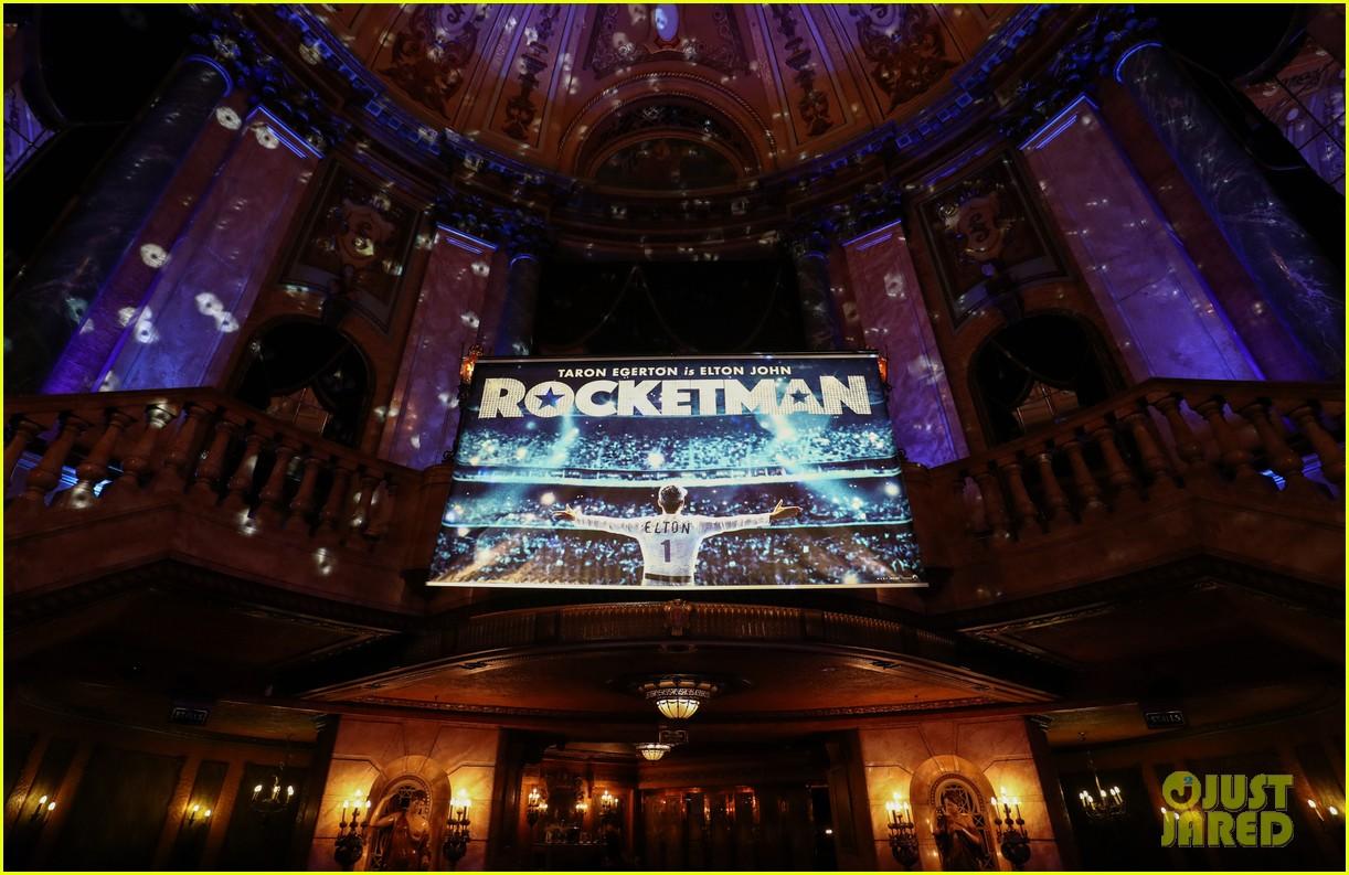 taron egerton rocketman australia premiere 07