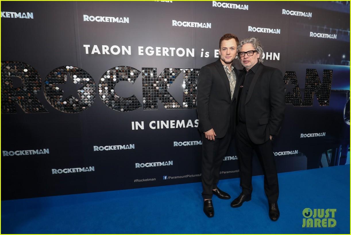 taron egerton rocketman australia premiere 16
