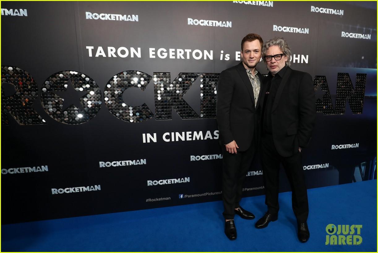 taron egerton rocketman australia premiere 17