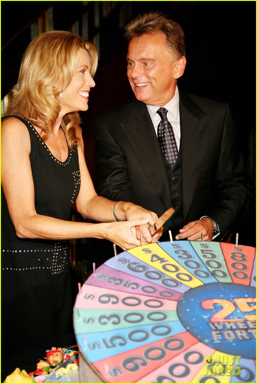 vanna white pat sajak only one fight 044291338