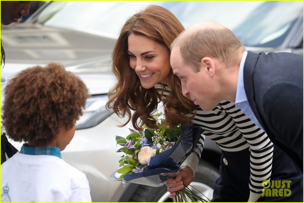 kate middleton prince william react royal baby news 11