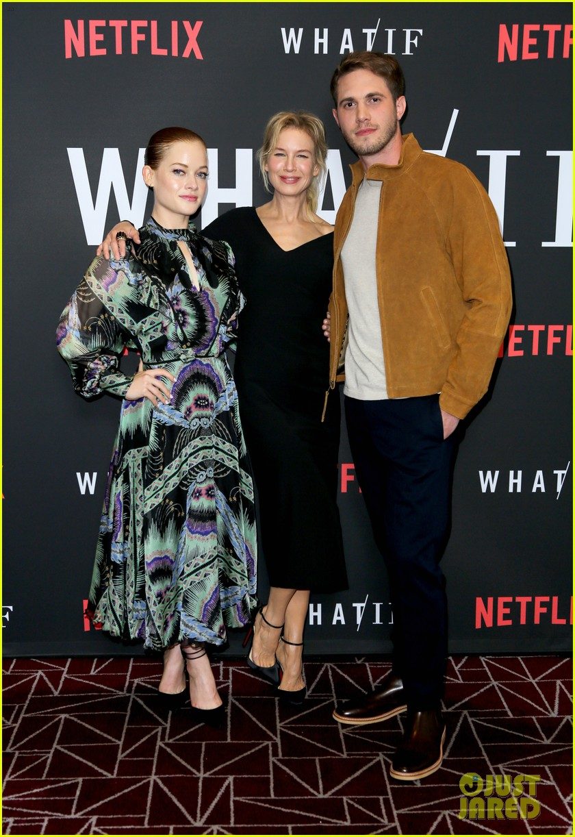 renee zellweger celebrates premeire of new netflix series whatif 044292838