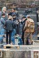 sam mendes 1917 movie set george mackay mark strong 13