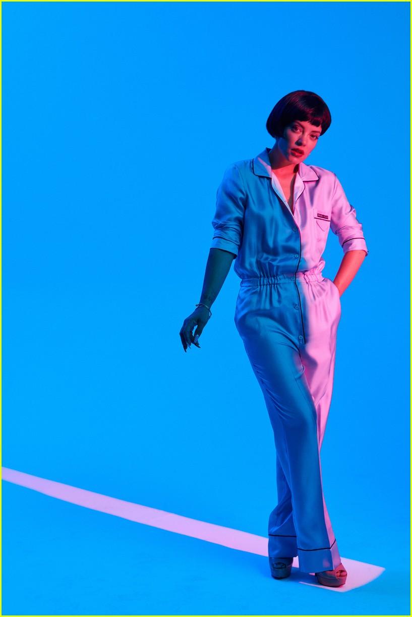 lily allen stylist magazine 024308365