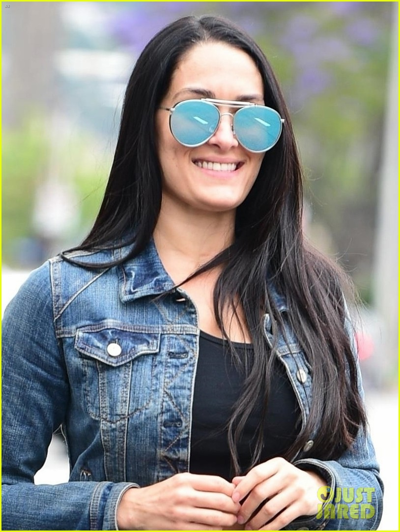 nikki bella artem chigvintsev cozy up for lunch date 044312924