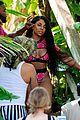 ashanti wears sexy bikinis in florida 03